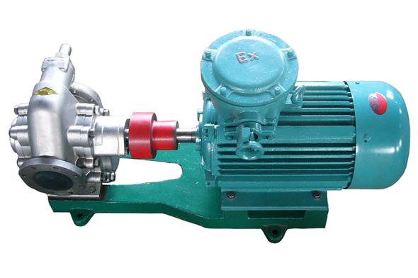 KCB55不锈钢齿轮油泵
