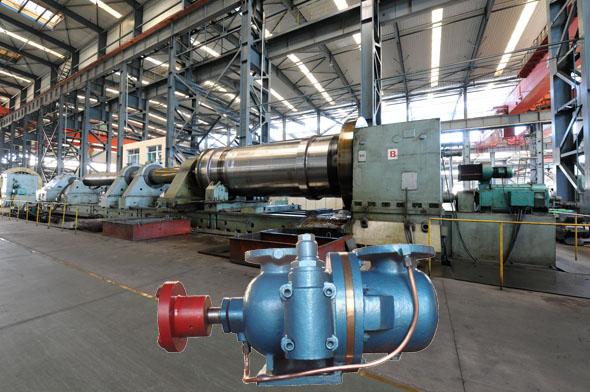 深孔钻冷却油泵3GR70×3W21