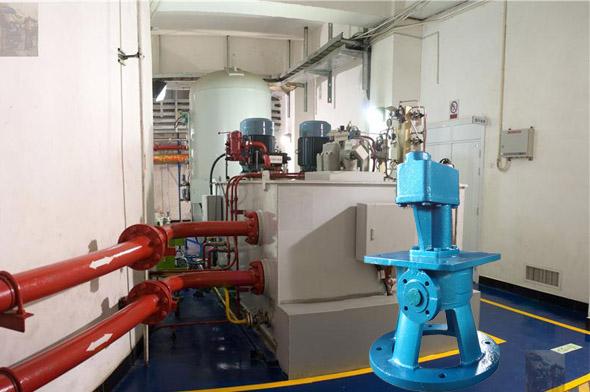 水轮机调速器压载油泵