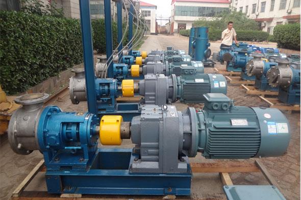 高粘度物料输送泵