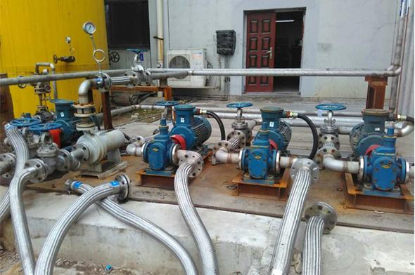 食用油输送泵
