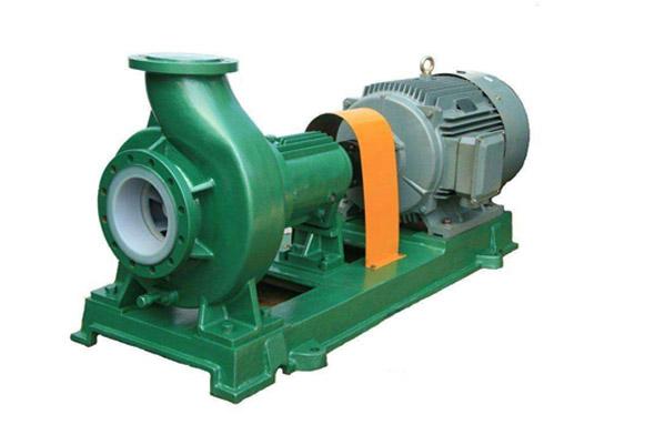 IHF型衬氟化工离心泵