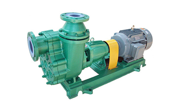 FZB自吸式氟塑料离心泵
