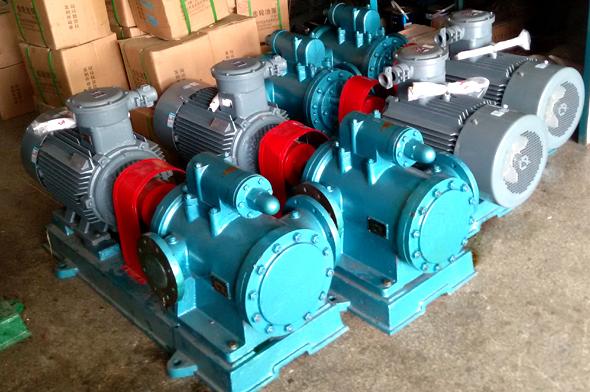 油库重油装车卸车泵3GR100X2W21
