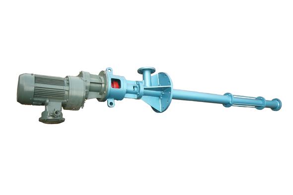 立式污泥螺杆泵(污水提升泵)