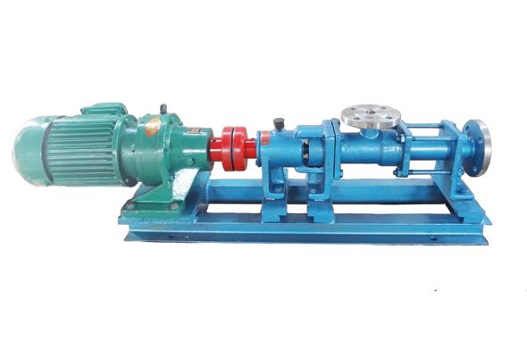 污水处理厂专用螺杆泵