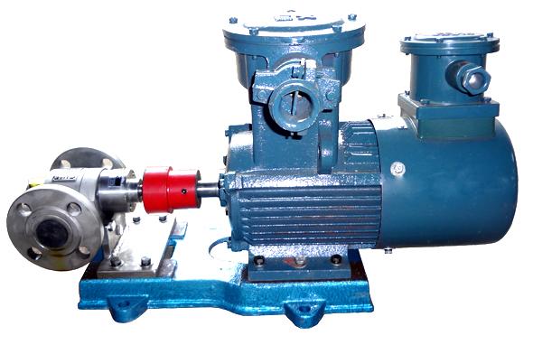 变频调速不锈钢齿轮泵