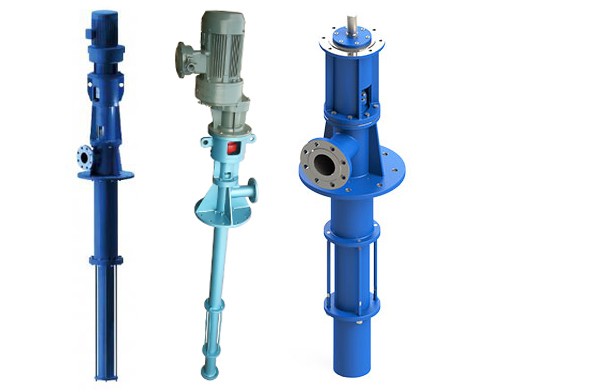 GU系列立式单螺杆泵