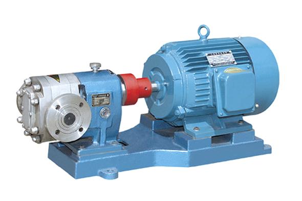 FXA/FXB不锈钢外润滑齿轮泵