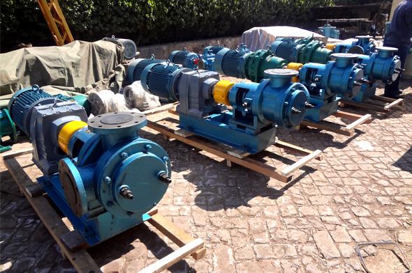 LCB-50A/LCB-25AL保温齿轮泵