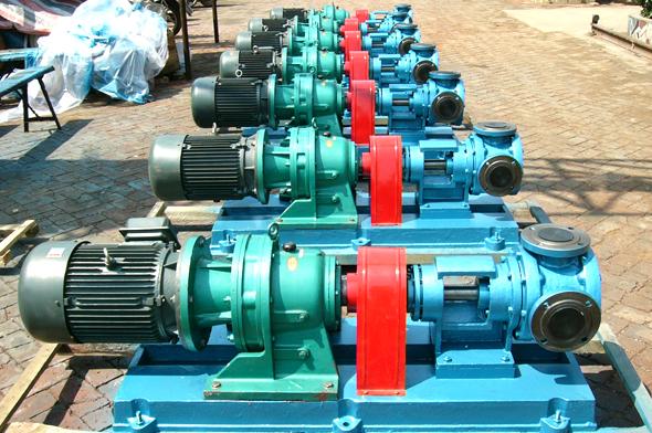NYP110B-RU-104U-W51不锈钢高粘度泵