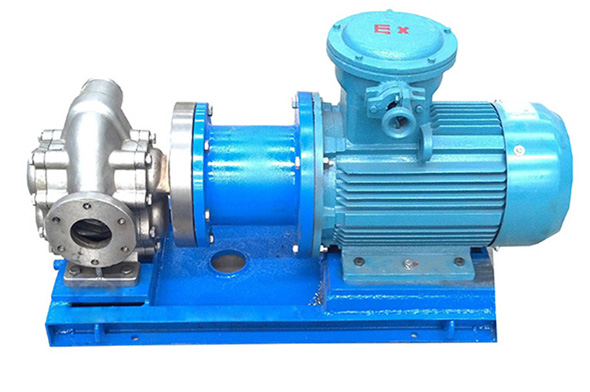 KCB磁力驱动齿轮泵