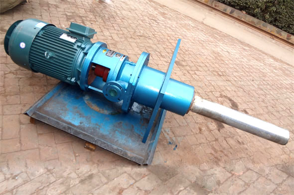 水电调速器油泵3G60×3C螺杆泵