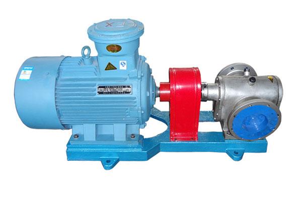 YCB-G不锈钢齿轮泵