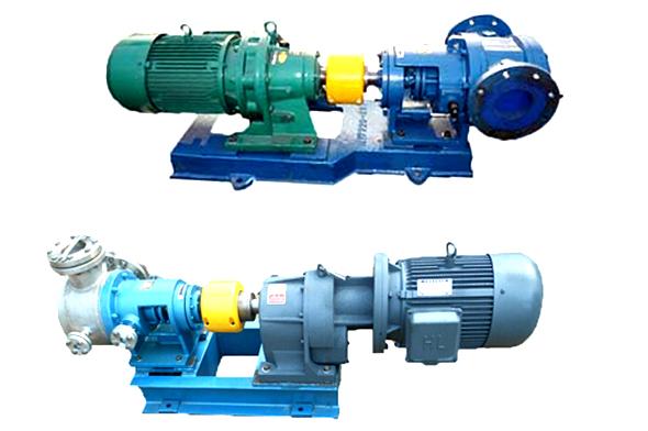 NYP-J高粘度保温沥青泵
