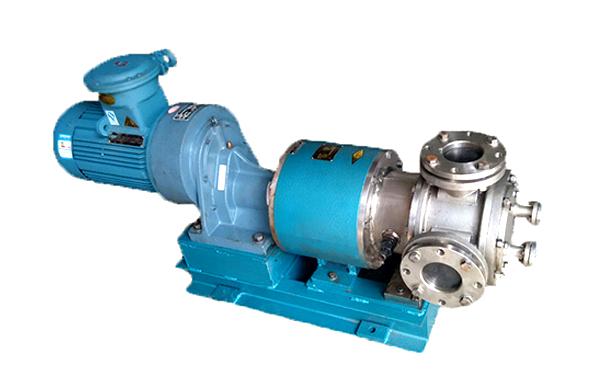 NYPC不锈钢保温高粘度齿轮泵
