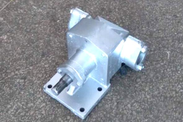 BCB-125煎炸油过滤机专用高温齿轮泵