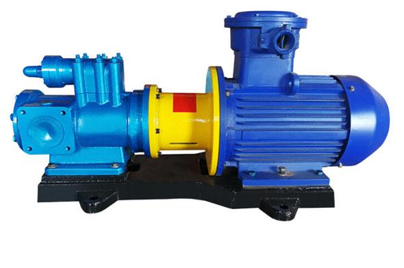 磁力驱动螺杆泵