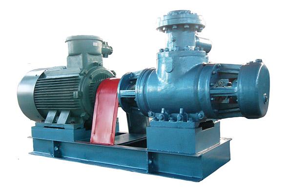 石化厂油库专用双螺杆油泵