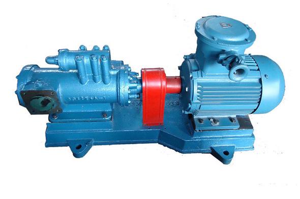 高压三螺杆油泵3GR42×6AW21螺杆泵
