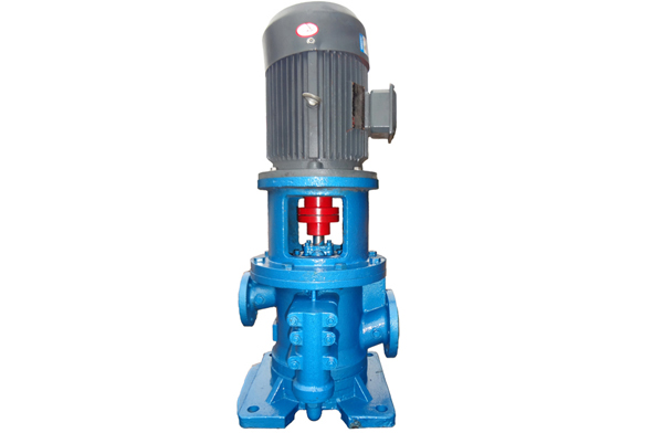 3GCL100×2W2立式螺杆泵