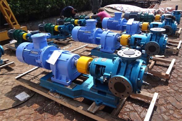 沥青混合料专用泵