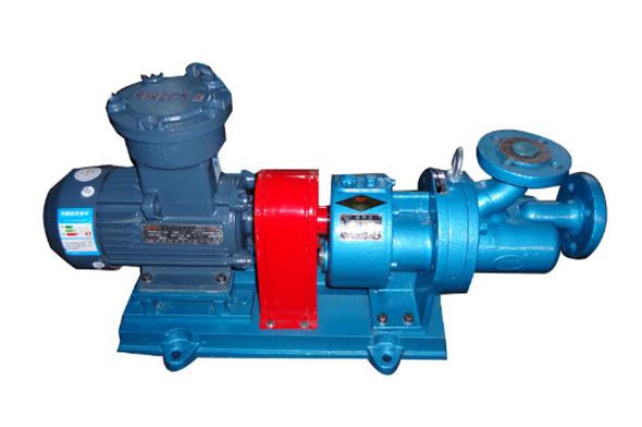 WKse单吸双螺杆泵