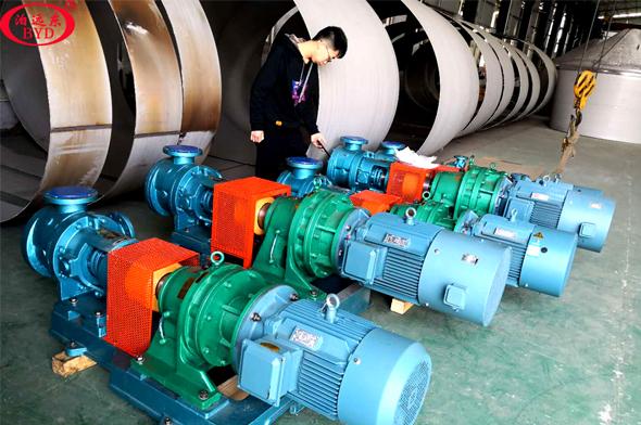 NYPG高粘度内齿泵/高粘度转子泵