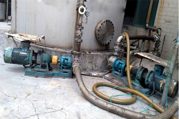 PU合成革专用型聚氨酯树脂泵