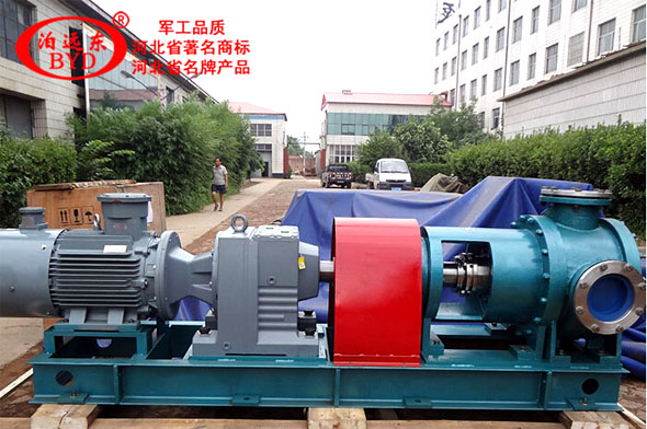 NYP1670大流量107胶输送泵