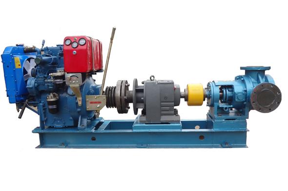 柴油机驱动高粘度泵