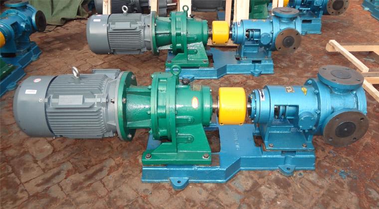 热熔胶出料泵/循环泵